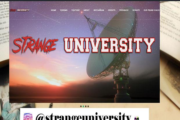 Strange University